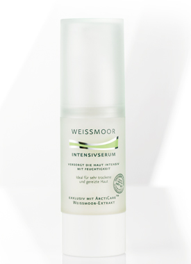 WEISSMOOR-Intensivserum